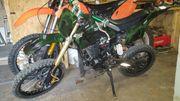 cross dirt bike pitbike moped