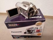 Videocamera Panasonic 3ccd