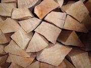 Brennholz Kaminholz Buche und Fichte