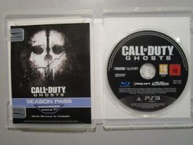 PlayStation 3 - PS3 CALL OF DUTY GHOSTS