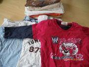 8 T-Shirts Langarm Gr 74