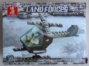Sluban Land Forces Minihubschrauber M38-B5700