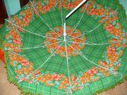Sonnenschirm schwere zweilagige Qualität D
