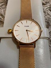 Uhr von Cluse in Rosegold