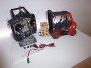Gabelstapler Linde H50 von Robbe