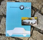 Betriebsanleitung BMW 700 LS 1963