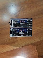 Tickets die Drei und der