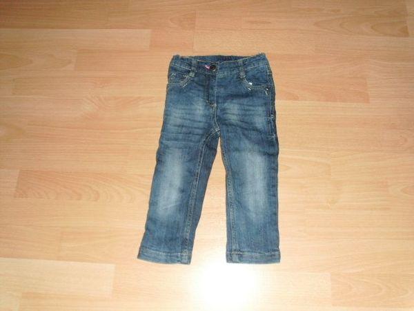 Jeans von Papagino blau leicht