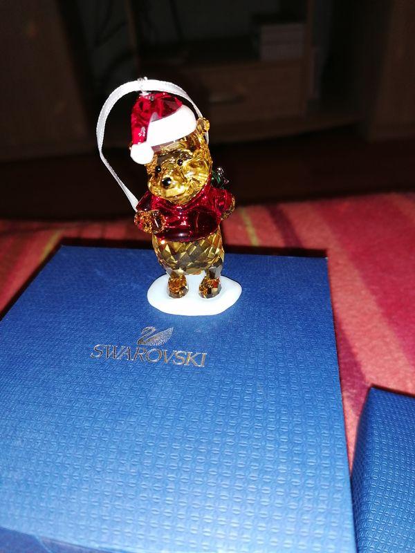 Swarovski Winnie Pooh
