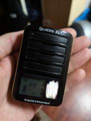 Swissphone Quattro Xl mit Ladegerät