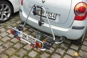 Verkaufe Fahrradträger für Renault Modus
