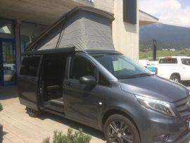 Mercedes Sonstige - Mercedes Camping Bus wie neu