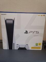 PS5 Playstation 5 Disk NEU