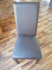 5 elegante Stühle zu verkaufen