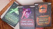 Star Wars-Bücher mit Bastelanleitung