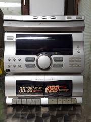 Sony Stereoanlage ohne Boxen