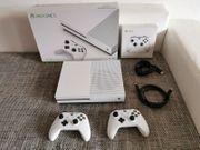 Xbox One S in weiß
