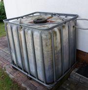 Wassertank 1000 ltr