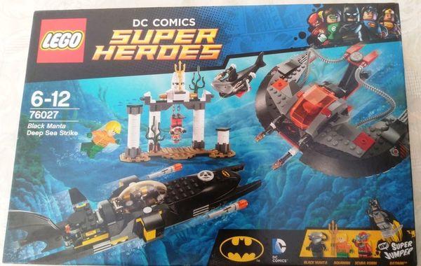 Lego 76027 Super Heroes Deep