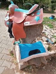 Pony Sattel zu verkaufen