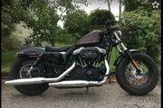 Harley-Davidson Sportster Forty Eight 48