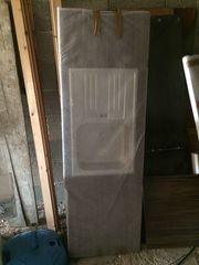 Küchenarbeitsplatte mit Edelstahlspüle - NEU