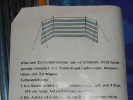 Bild 4 - Wind- und Sichtschutzblende zu verkaufen - Fürth