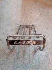 Harley Softail Gepäckträger