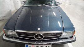 Mercedes-Benz 280 SL-R107 Wertsteigerung garantiert: Kleinanzeigen aus Wien - Rubrik Mercedes Cabrio, Roadster