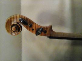 Sehr schöne Geige Etikett Rom: Kleinanzeigen aus Dautphetal Damshausen - Rubrik Streich- und Zupfinstrumente
