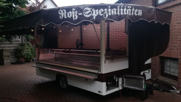 Borco Höhns Verkaufsanhänger Verkaufswagen Imbisswagen