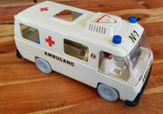 Playmobil Ambulancia Krankenwagen 80er famobil