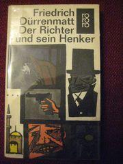 Spannender Kriminalroman Der Richter und