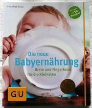 Die neue Babyernährung-Breie und Fingerfood