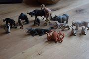 15 Schleich Tiere Lebensraum Wildnis