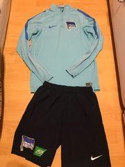 Nike Hertha BSC Trikot Hose