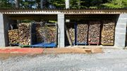 Brennholz Ofenfertig getrocknet gesägt und