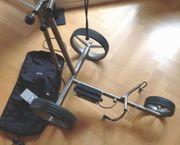 TiCad Liberty Elektrotrolley Titan Ladegerät