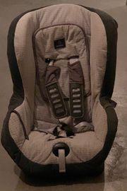 Kindersitz Mercedes Benz Isofix
