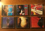 Joe Satriani 6CDs