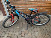 Jungen-Fahrrad