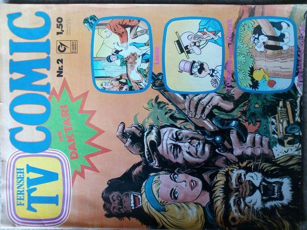 Fernseh TV Comic Nr 2