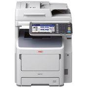 --- OKI MB770dfnfax Laser-Multifunktionsdrucker ---