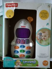 Neues Fisher-Price lernspass Telefon