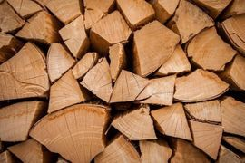 Brennholz (Hartholz) zu verkaufen