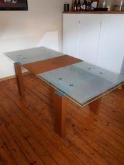 Effezeta Designer Esstisch Glastisch Holztisch