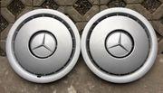 Mercedes Radkappen zwei Stück