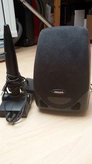 Funk Lautsprecher Philips