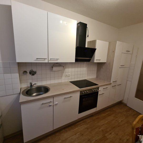 Küche mit E- Geräte