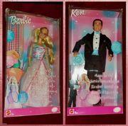 Barbie Ken Puppen Magic Jewel